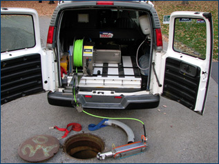 Video Pipe Inspection 2 - Expert Sewer & Drain LLC