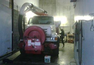 Commercial sewer and drain cleaning New York City