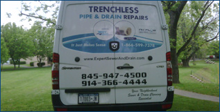 Trenchless drain